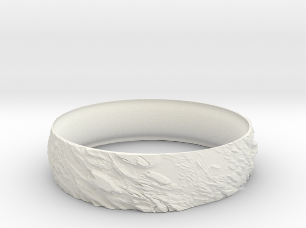 Ring Rock 3d printed