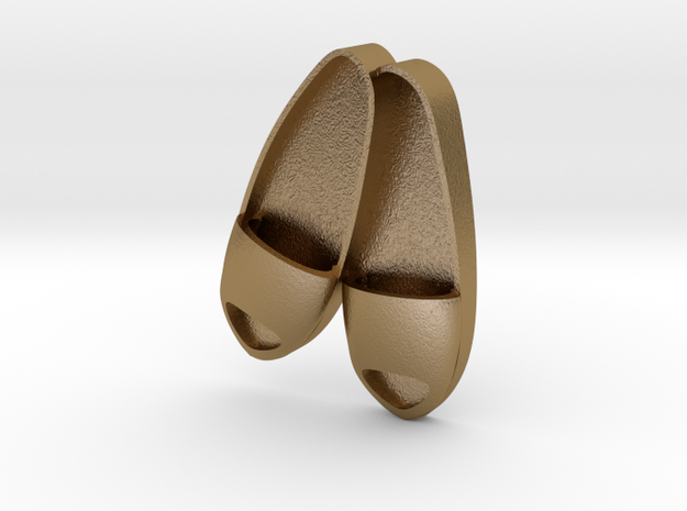 Day without shoes pendant 3d printed