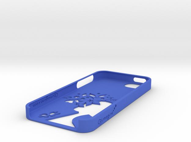 Flowergirl iPhone Case 3d printed