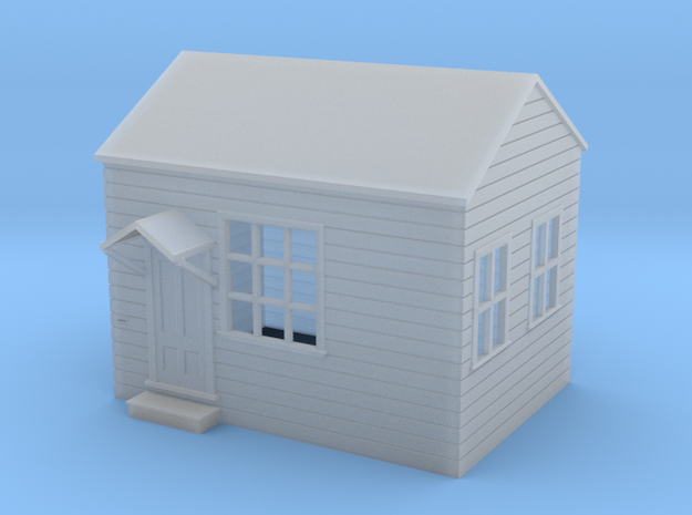 Country Post Office 1:120 in Smooth Fine Detail Plastic