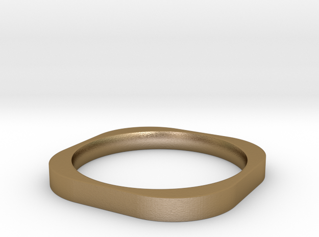 Bohan Ring Slim 3d printed
