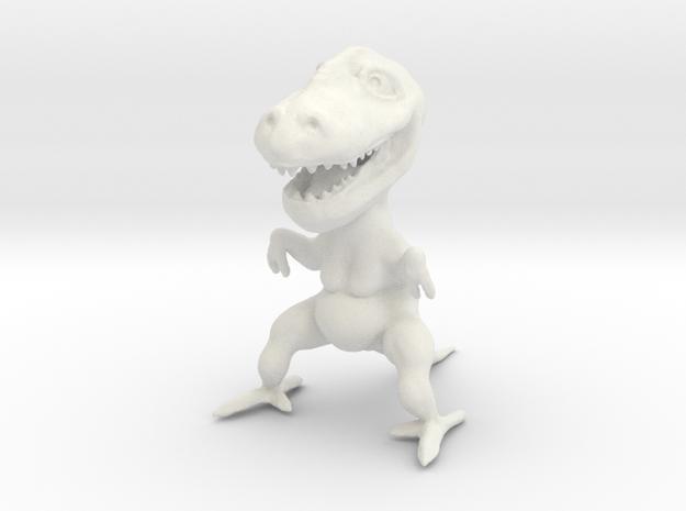 Fat Dinosaur 3d printed