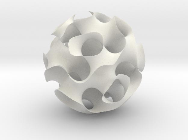 Standard Gyro-Ball - Biggie 3d printed