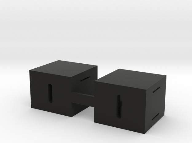 Battery_holder 3d printed