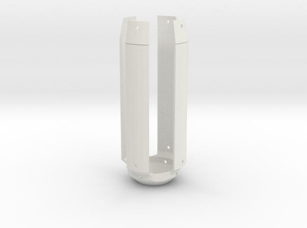 11copperbody in White Natural Versatile Plastic