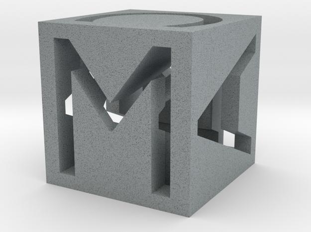 MAC cube 3d printed