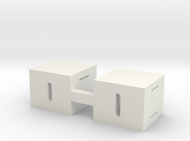 Battery_Holder_B 3d printed