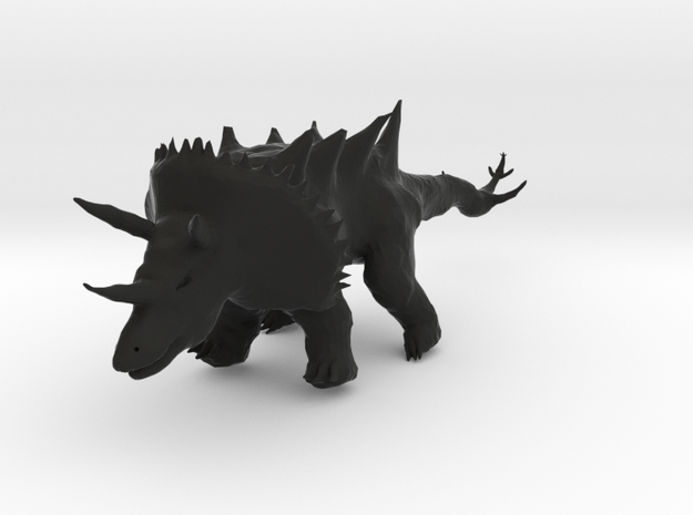 Triceratops 3d printed