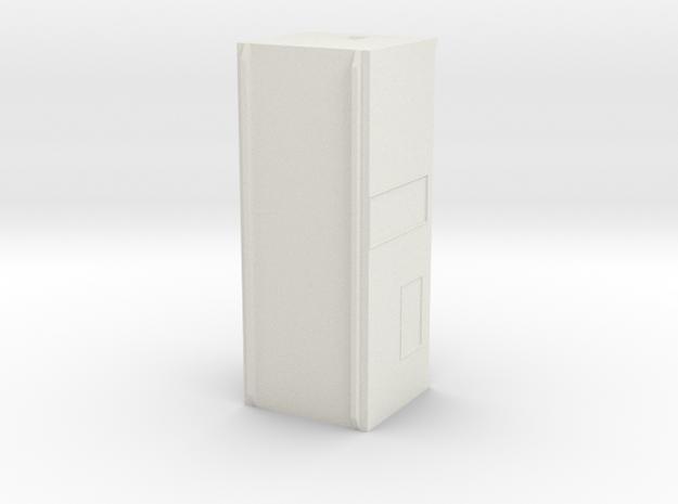 cabane de chantier 3d printed