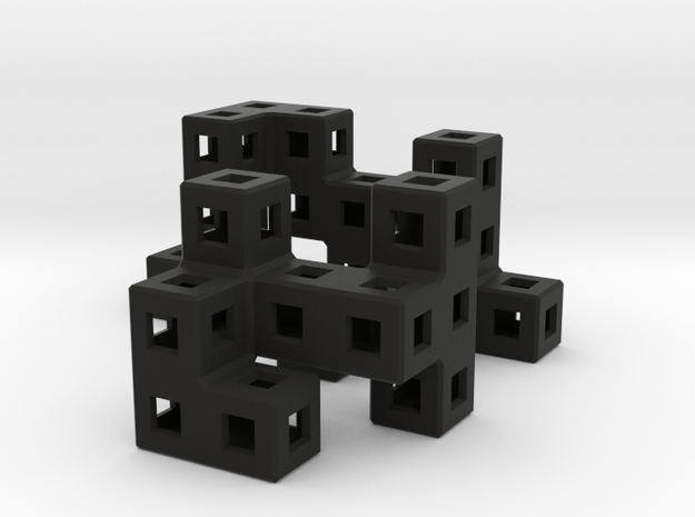 Three Easy Pieces 3d printed
