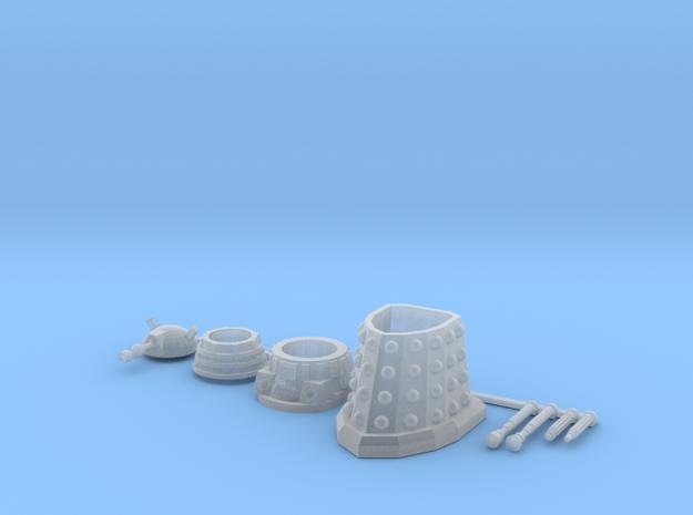28mm Dalek Trooper Sprue in Smooth Fine Detail Plastic