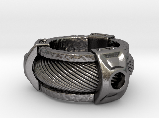 Cable Ring 3d printed