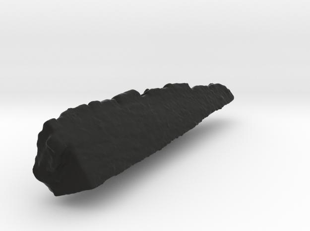 coal 3d printed