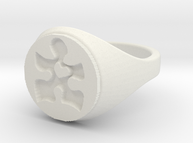 ring -- Fri, 06 Dec 2013 22:29:25 +0100 3d printed