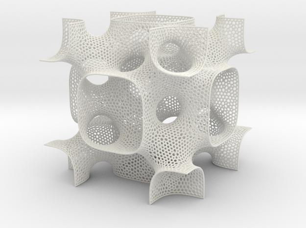 F-RD cube 3d printed