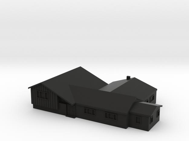 Brady Bunch Home (Studio City, CA) - Smaller Model 3d printed