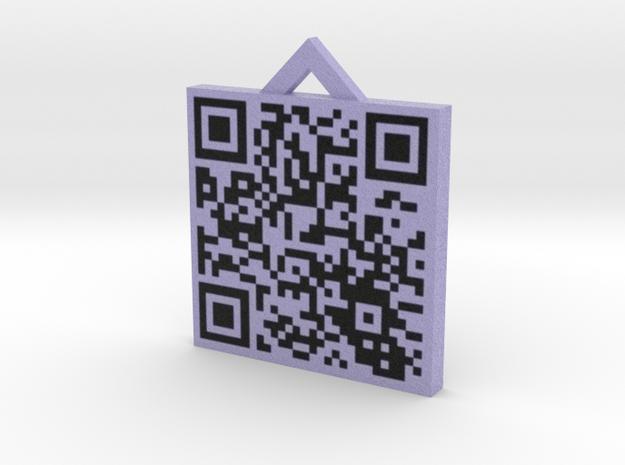 QRCode -- https://www.facebook.com/marlo.delgado.e 3d printed