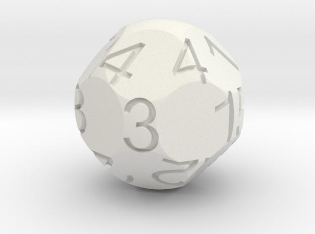 D15 Sphere Dice 3d printed