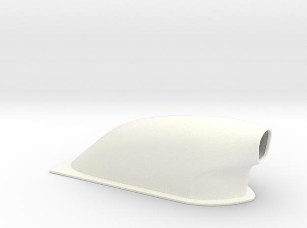 1/25 Large Pro Mod Hood Scoop 3d printed