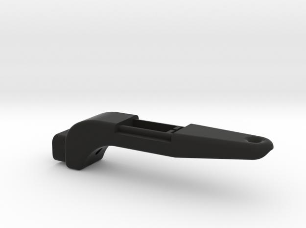 WAX3 Compatible Pot or Pan Handle Part 2 of 2 3d printed