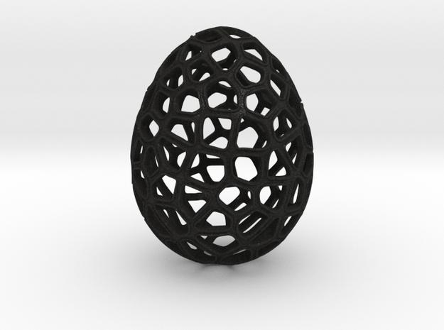Zerg Egg Pendant 3d printed