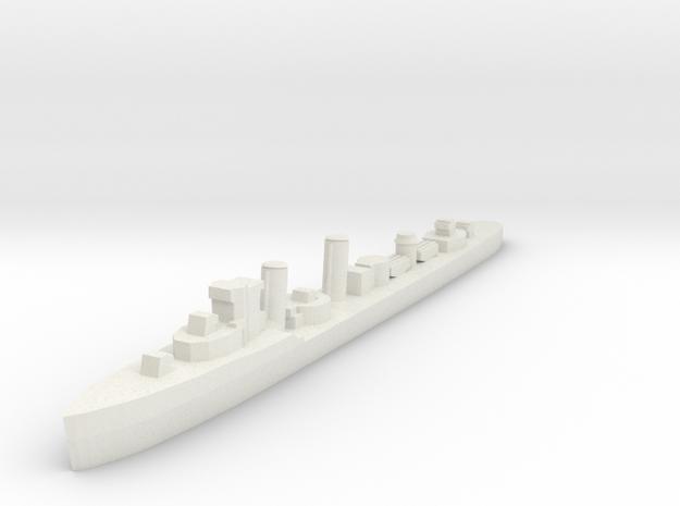 Churruca 1:1200 X2 in White Natural Versatile Plastic