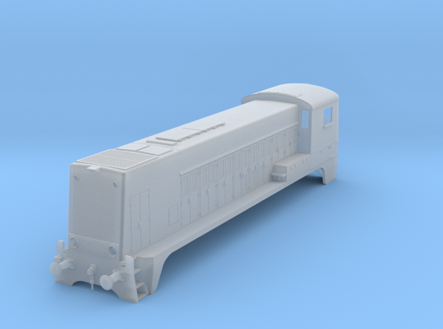 NS 2200 (1:120) in Smooth Fine Detail Plastic