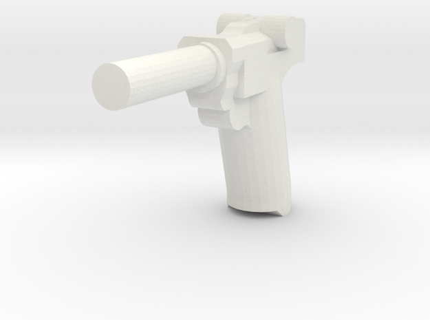 Luger P 08 3d printed