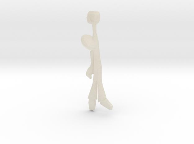Hanging Man -v1a 3d printed