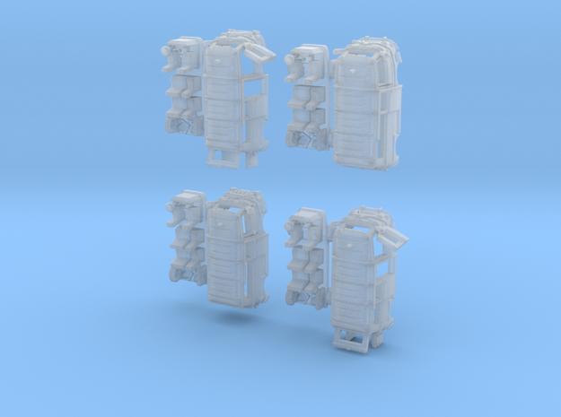 1-160 R-Estafette Gendarmerie SET 3d printed