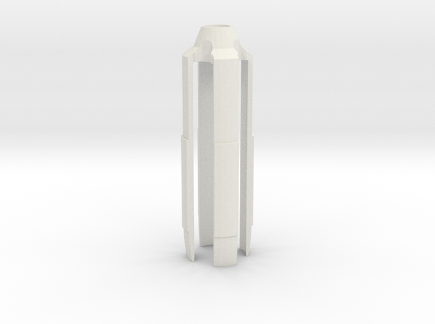 11alummay in White Natural Versatile Plastic