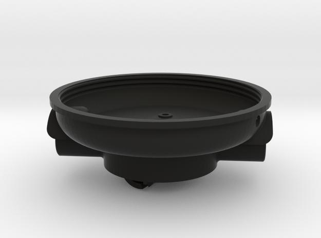 BC hub bottom and commutator 3d printed