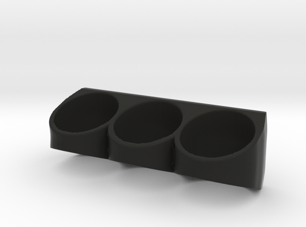 """Three finger rings """"YES"""" 3d printed"""