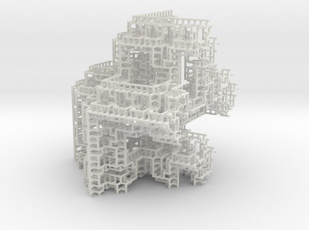 Fractal Graph 3 3d printed