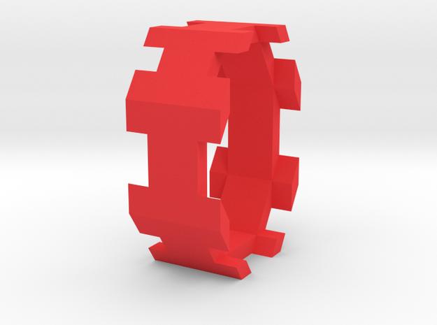 Necklace Wrap 3d printed