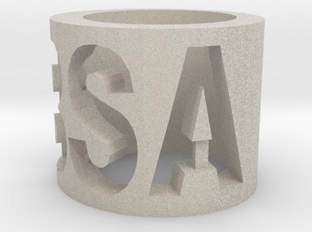 Bsa Imprint Slide in Natural Sandstone