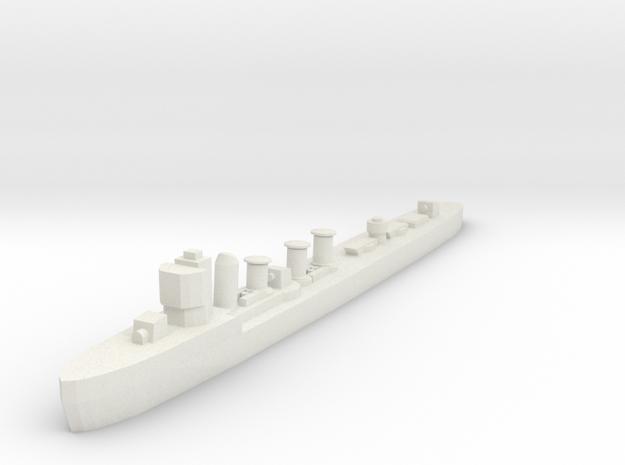 Alsedo 1:1200 X1 in White Natural Versatile Plastic