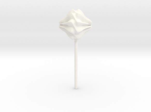 flower07 3d printed