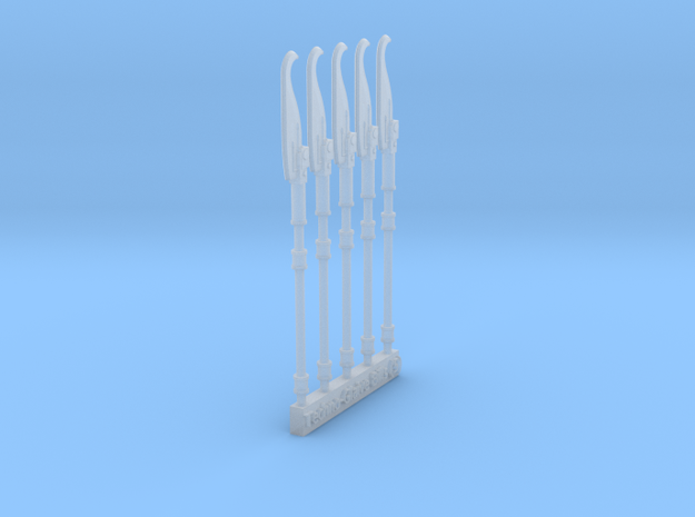 Techno-Bill (x5) 3d printed