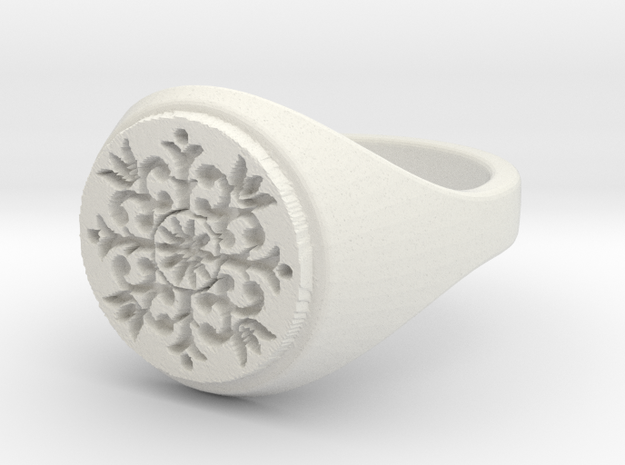 ring -- Sat, 14 Dec 2013 00:04:39 +0100 3d printed