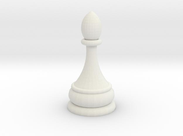 dtre pawn 3d printed