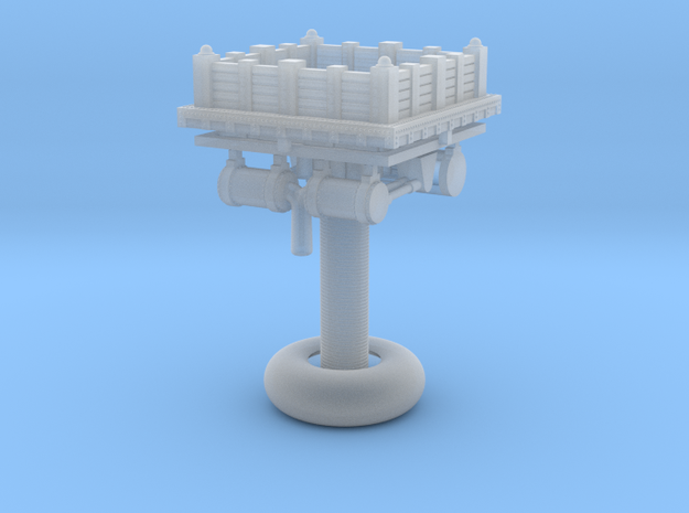 Tesla Defense Tower - VSF 3d printed