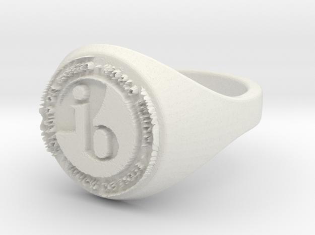 ring -- Sun, 15 Dec 2013 22:51:28 +0100 3d printed