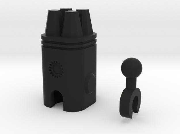 Sunlink - 3mm:4 Gun Pod 3d printed