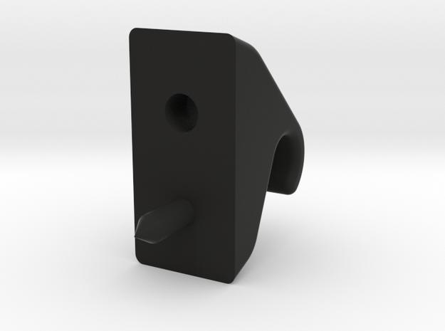 Murray_visor_clip 3d printed