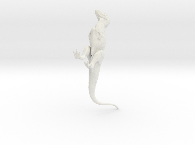 Ekrixinatosaurus 1/144th Krentz in White Natural Versatile Plastic