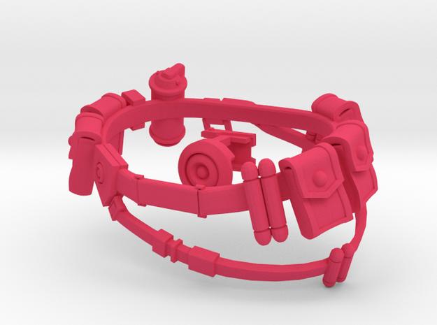 FB01-Belt-06  7inch 3d printed