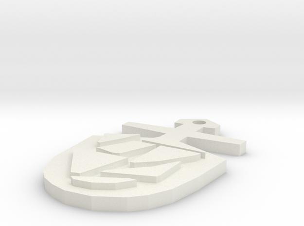 pertweekey in White Natural Versatile Plastic
