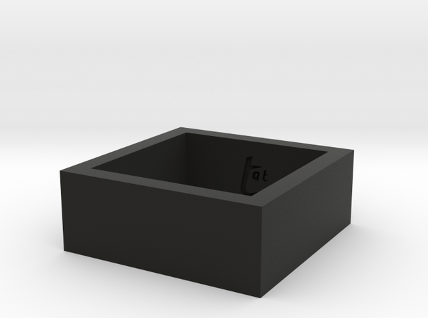 SquareRing_17mmx8mm 3d printed
