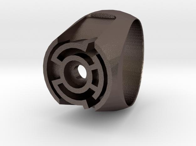 zenix sinestro concept 3d printed